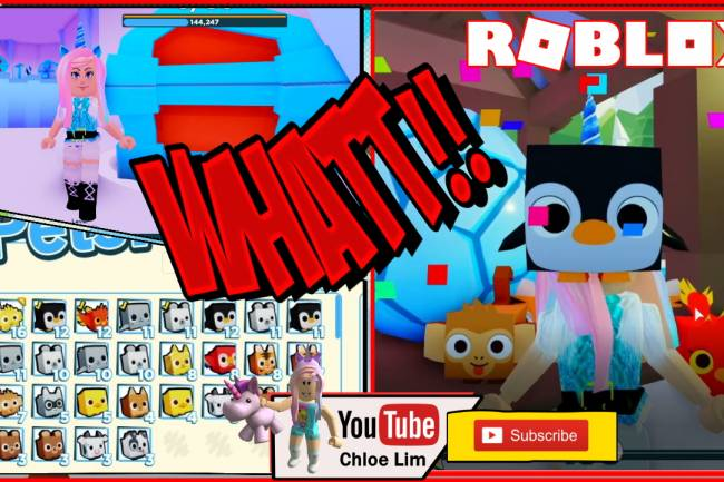 Roblox Pet Simulator 2 Gamelog - December 09 2019