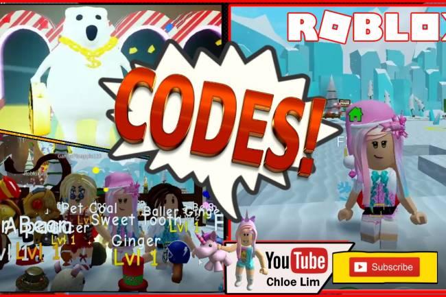 Roblox Snowman Simulator Gamelog - December 21 2019
