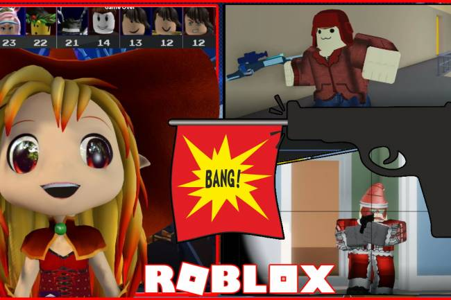 Roblox Arsenal Gamelog - January 10 2020