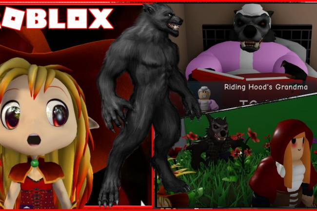 Roblox Riding Hood Story Gamelog - January 13 2020