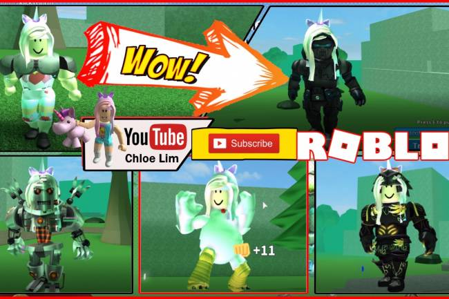 Roblox Robot Simulator Gamelog - 26 April 2018