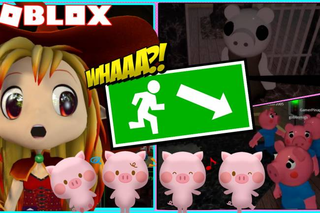 Roblox Piggy Gamelog - May 11 2020